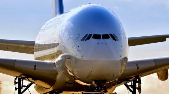 Разрушение двигателя Airbus A380 над Гренландией в подробностях