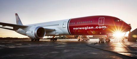 Norwegian не хватает денег на покупки