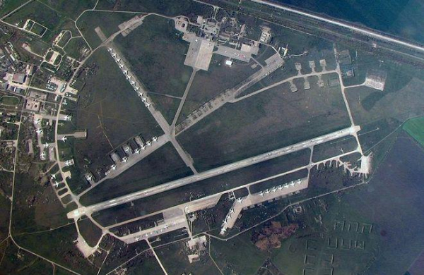 Аэропорт Запорожья закроют на месяц для ремонта ВПП