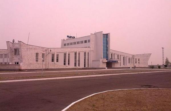 Аэропорт Кызыла частично подготовили к полноценной работе с SSJ 100