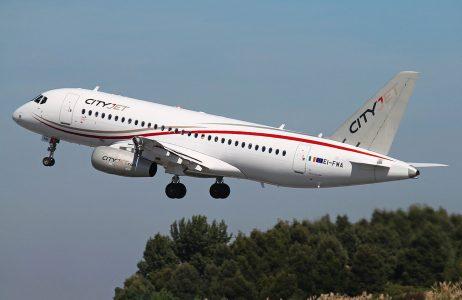 Почему CityJet не может не отказаться от Superjet'ов