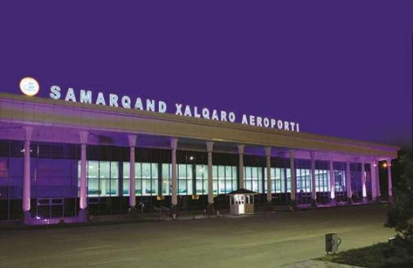 В июле аэропорт Самарканда закроют на ремонт
