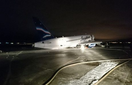 Росавиация винит в аварии Якутск и Якутию