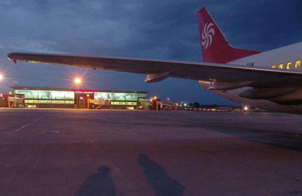 Ремонт взлетно-посадочной полосы тбилисского аэропорта завершат в срок